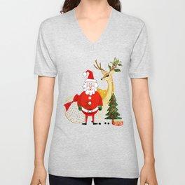 Always Christmas Unisex V-Neck