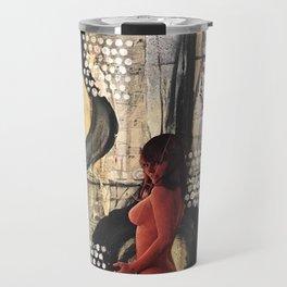 Abstract Experimentation V 3.0 Travel Mug