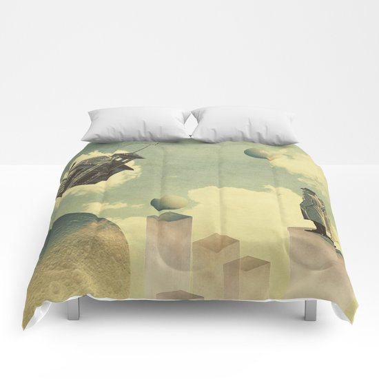 No Place Like Home Comforters
