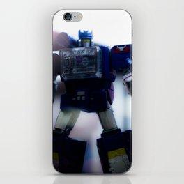 """Soundwave Superior"" iPhone Skin"