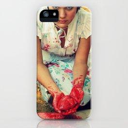 Possesion iPhone Case