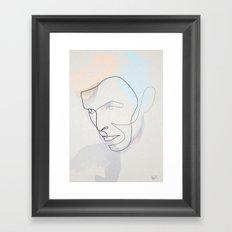 bow1 Framed Art Print