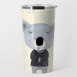 koala bubbles Travel Mug