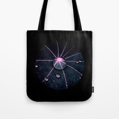 big drop abstract XIV Tote Bag