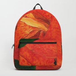Cana Lily by Teresa Thompson Backpack
