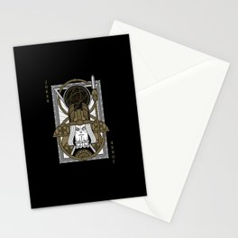 Omnia Suprema male Joker - Odin Stationery Cards