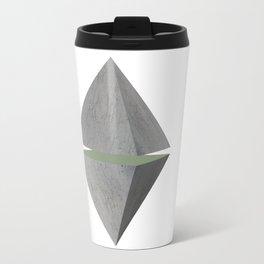 Unidentified Stone Structures Travel Mug