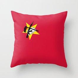 Ogun Throw Pillow