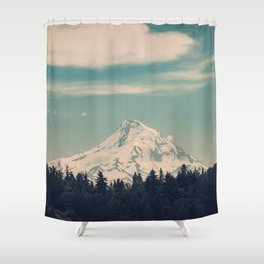 1983 - Nature Photography Shower Curtain