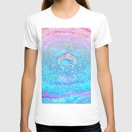 Ether Agate Geode T-shirt