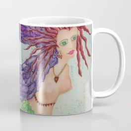 Electra Mermaid Coffee Mug