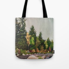 Upstate New York Gorges Tote Bag