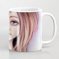 doll Mugs featuring Doll by Stephanie W
