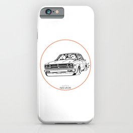 Crazy Car Art 0222 iPhone Case