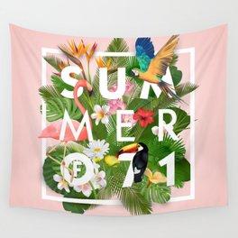 SUMMER of 71 Wall Tapestry