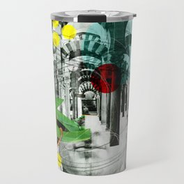 It´s all in your mind · Statue 3x Travel Mug