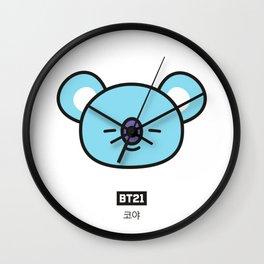 KOYA by Ania Mardrosyan Wall Clock