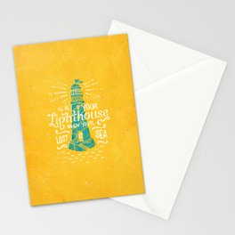 Lost At Sea II. Stationery Cards