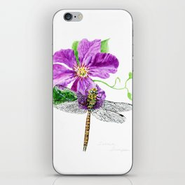 A Moment In Time by Teresa Thompson iPhone Skin