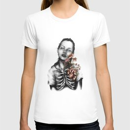 Heartbeats // Illustration T-shirt