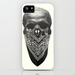 Original Gangsta iPhone Case