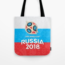 Russia world cup Tote Bag