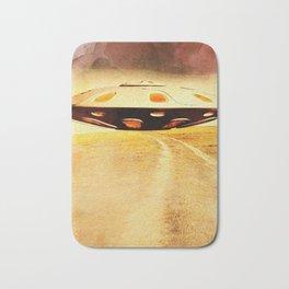UFO Hill Bath Mat