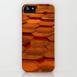 Sweet as honey iPhone Case
