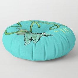VINE WHIP Floor Pillow