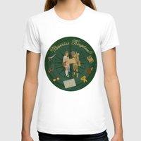 moonrise T-shirts featuring Moonrise Kingdom by KelseyMicaela