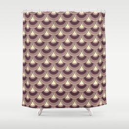 Koi Nobori Vintage Shower Curtain