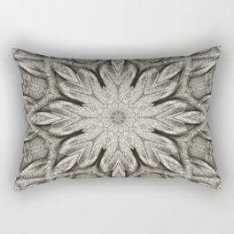 Grey MiMdalas Rectangular Pillow