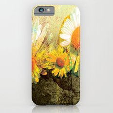 seven flowers Slim Case iPhone 6s