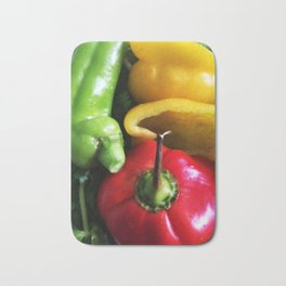 vegetables #society6 #decor #buyart #artprint Bath Mat