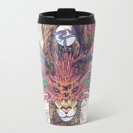 Journeying Spirit (Mountain Lion) Travel Mug