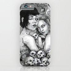 Skull Nouveau Babes iPhone 6s Slim Case