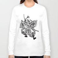 samurai Long Sleeve T-shirts featuring Samurai by Scalifornian