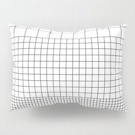 3 Grids Pillow Sham