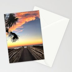 The Path to the Bright Side Stationery Cards