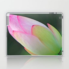 Pink Water Lily Laptop & iPad Skin