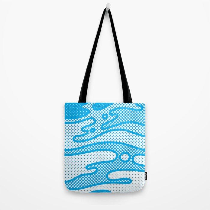 Pop Camo Tote Bag