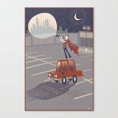 Sufjan Stevens Poster Canvas Print
