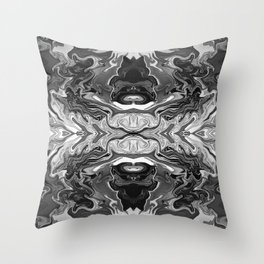Arezzera Sketch #824 Throw Pillow