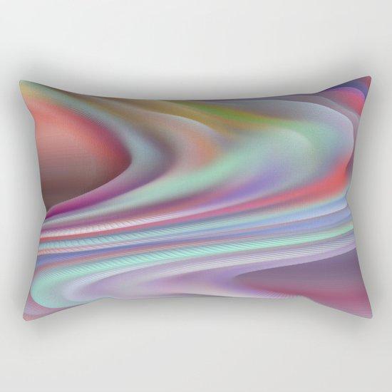 Abstract 218 Rectangular Pillow