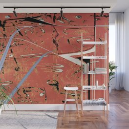 Yer Pushin' IT!!! Wall Mural