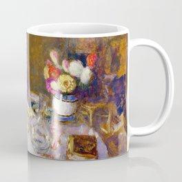 Edouard Vuillard - Luncheon - Digital Remastered Edition Coffee Mug