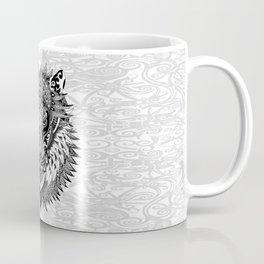 lion aztec art pattern Coffee Mug