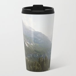 A Switzerland Mountain Valley - Landscape Photography Travel Mug