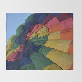 Hot Air Balloon Festival - I Throw Blanket