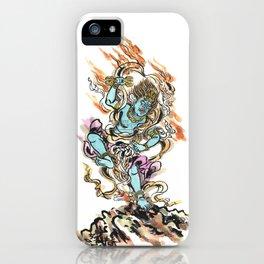 Zao-Gongen iPhone Case
